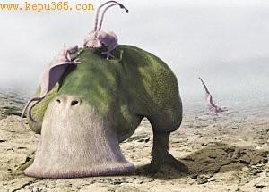 """霍金""""展示""""外星生物形态 外星水母吃闪电"""