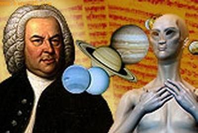 如果外星人拜访地球 或对人类艺术最感兴趣