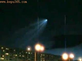 俄罗斯现不明飞行物 高官称已与外星人接触