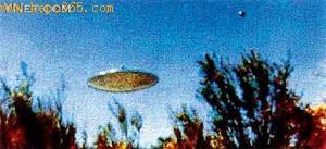 披露中国UFO档案 不明飞行物现身三大事件