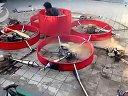 淘福啦飞鸿  实拍武汉超牛农民制造UFO飞碟试飞实验现场视频