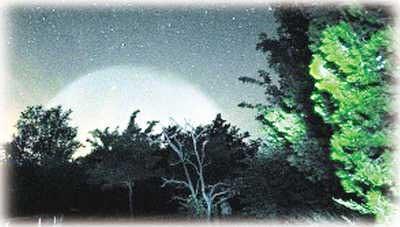 中国境内频现UFO引争议 疑团重重难定论