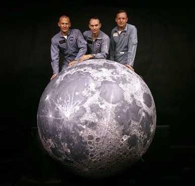 最高机密曝光:恐惧致美苏30年不敢登月