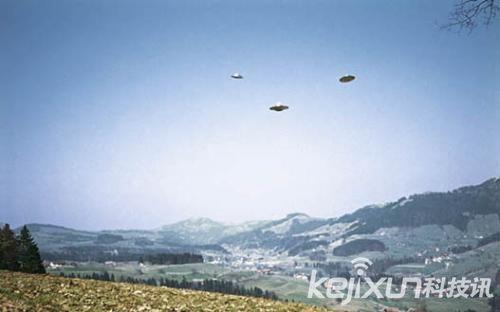 黑龙江大庆常现不明飞行物 6次拍下UFO照片