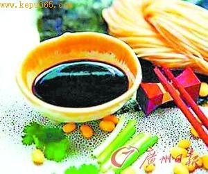 业内称酱油是配制还是酿造无法区分。