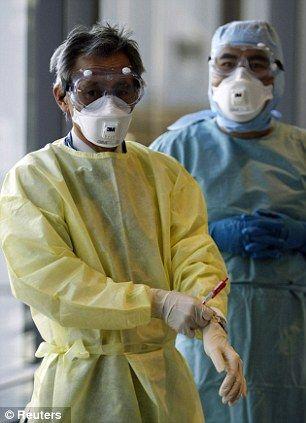 玛丽皇后医院的奥克斯福德发出警告说,未来5年内将会出现新一轮流行病