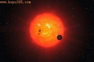 科学家称:红矮星行星或是首颗有生命的星球