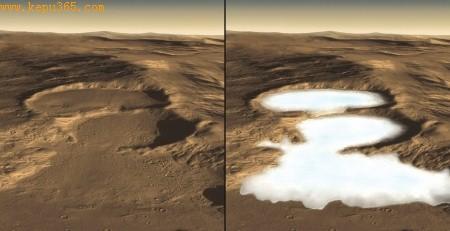 科技时代_NASA将发火星探测器揭火星大气层流失之谜