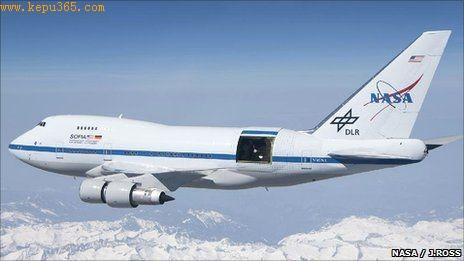 这个机载望远镜能观测到远红外线波长范围的光