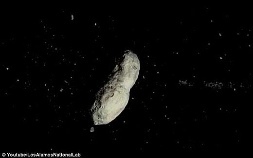 科学家现寻找摧毁可能碰撞地球的小行星的方法