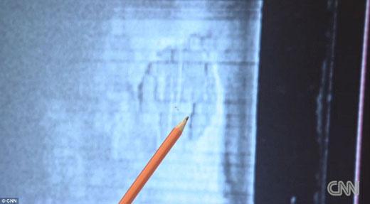 波罗的海海底发现形状似铅笔的圆柱状神秘物体