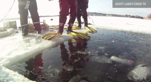 该瑞典公司现在已经建造了一个潜艇,他们希望有游客或探险家自费到波罗的海的底部探寻那个神秘的物体